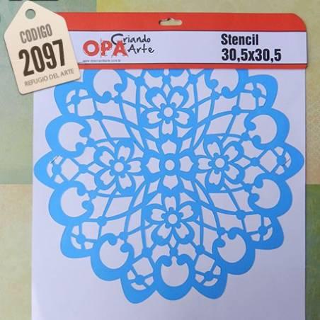 Stencils 30x30 OPA Criando Arte - Nuevos Modelos