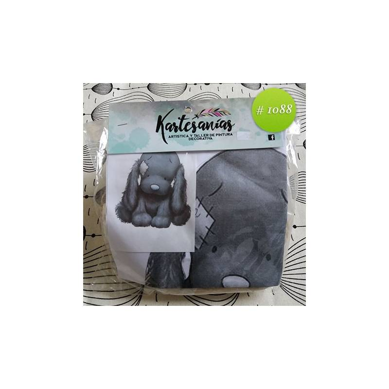 Animalitos 25x25cm - Kartesanias