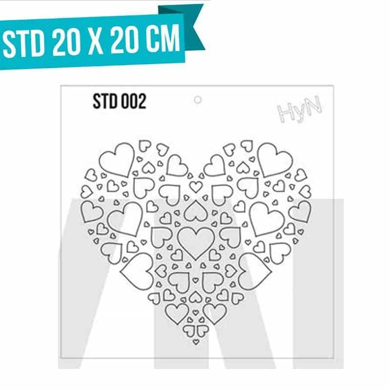 Stencils serie STD - HyN