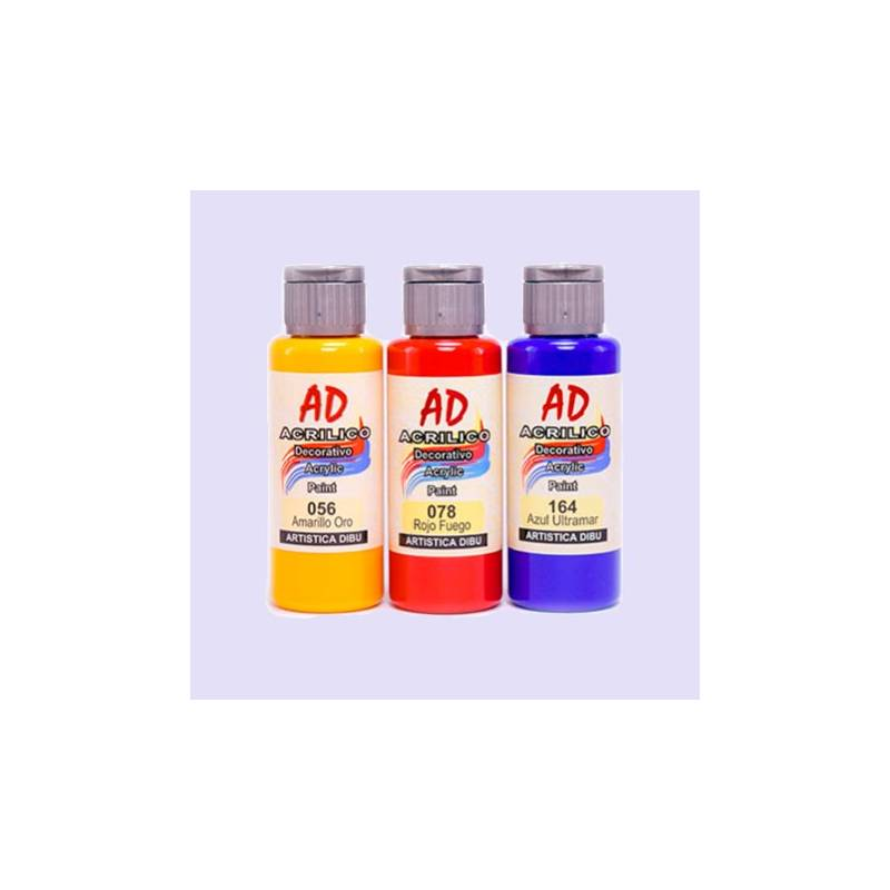Acrilico Decorativo x 60ml