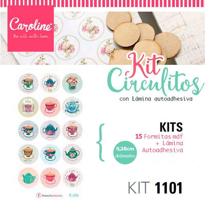 Kit Circulitos - Caroline
