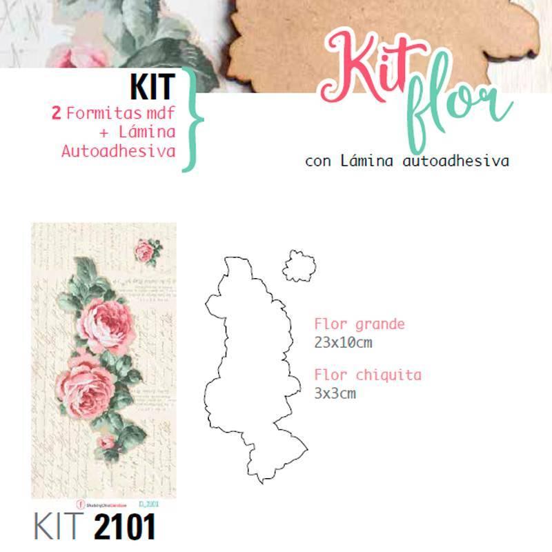 Kit Flor - Caroline