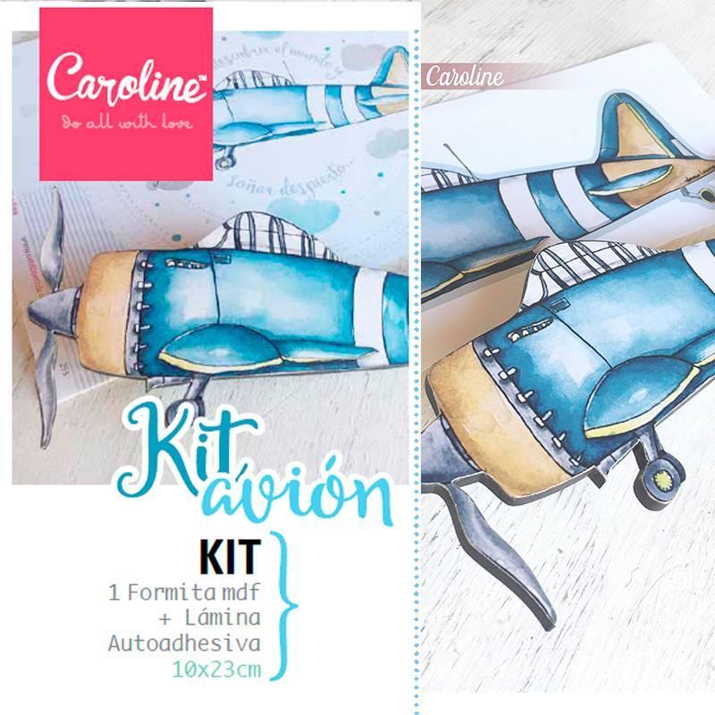 Kit Avion - Caroline