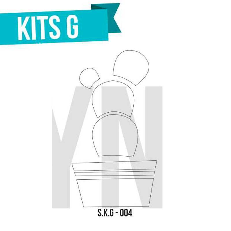 Sellos Kits G - HyN