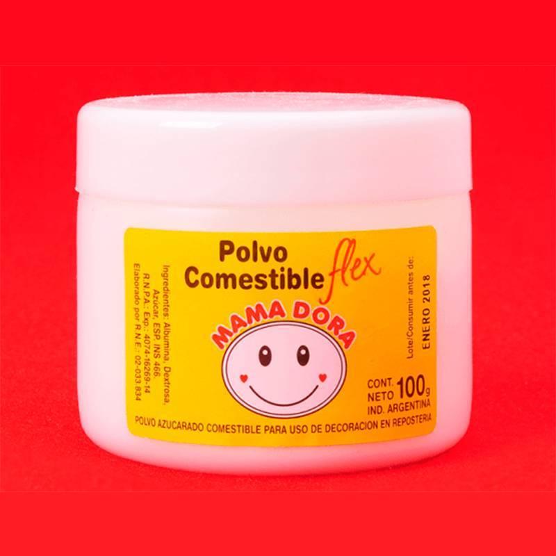 Polvo Comestible Flex x 100gr