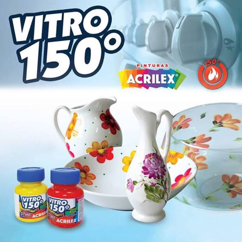 Vitro 150 Acrilex - Pintura...