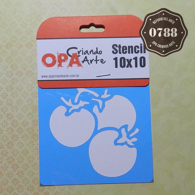 Stencils 10x10 OPA Criando...