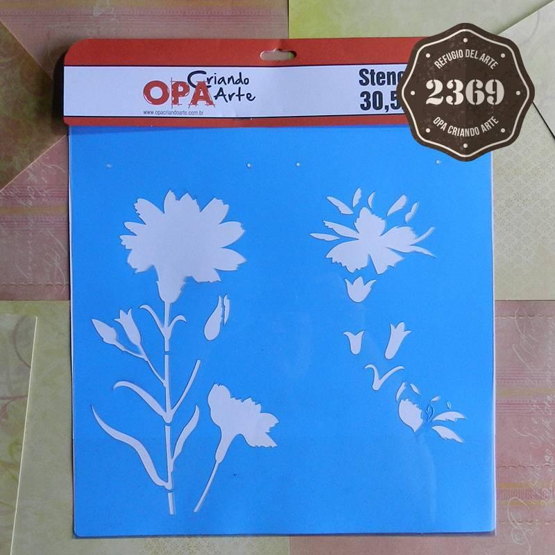Stencils 30x30 OPA Criando...