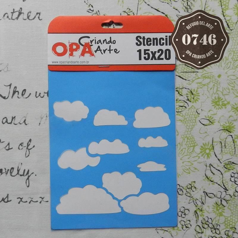 Stencils 15x20 OPA Criando...