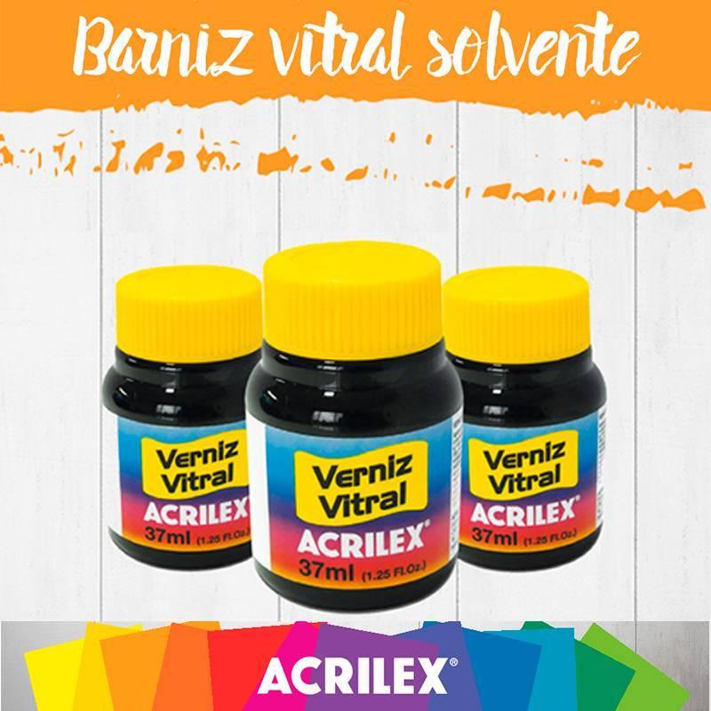 Barniz Vitral x 37ml Acrilex