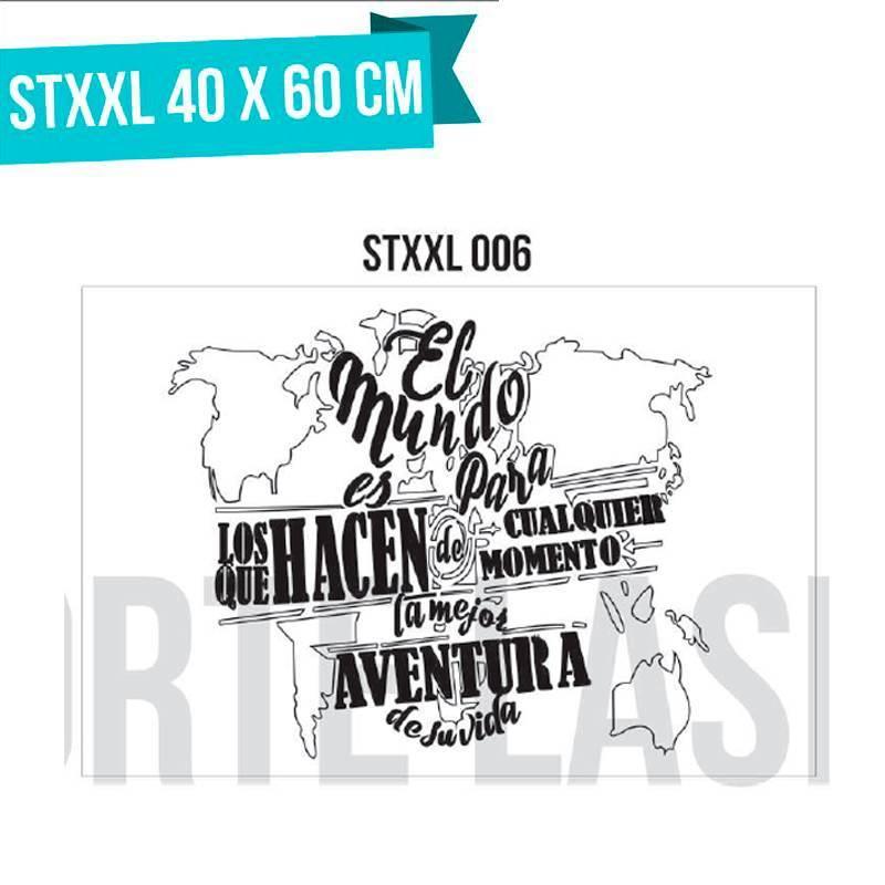 Stencils serie STXXL - HyN