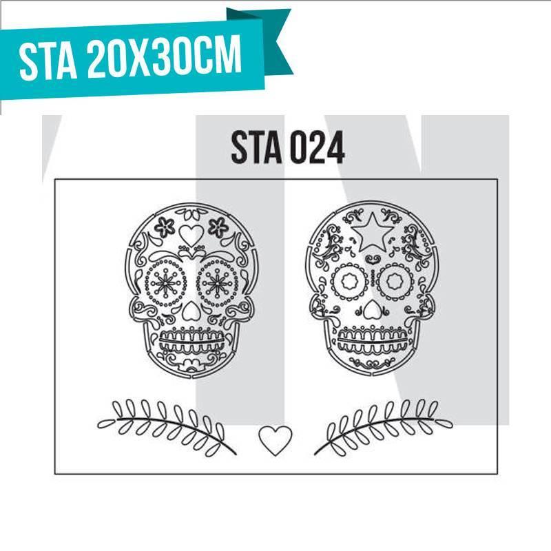 Stencils serie STA Modelos...