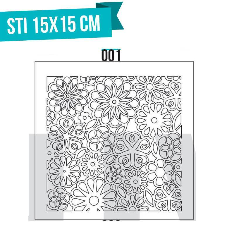 Stencils serie STI - HyN