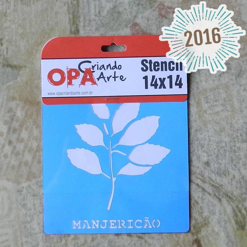 Stencils 14x14 OPA Criando...