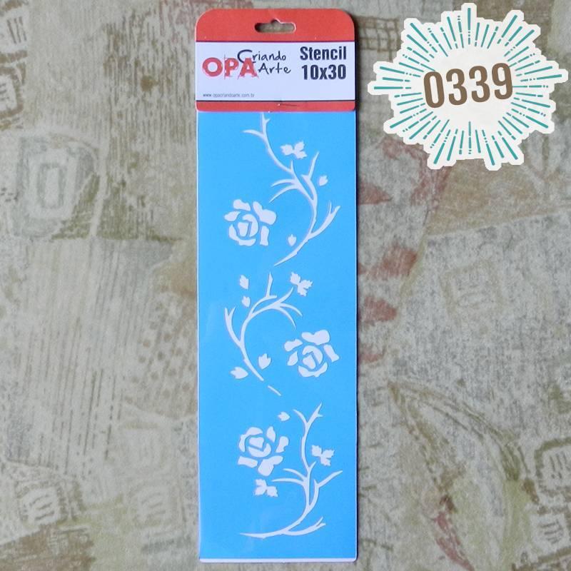 Stencils 10x30 OPA Criando...