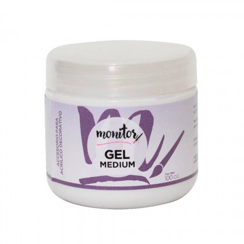 Gel Medium Monitor x 100ml