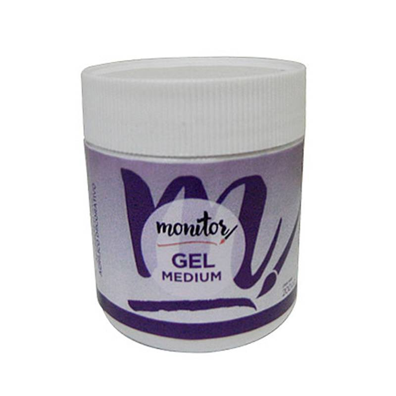 Gel Medium Monitor x 200ml