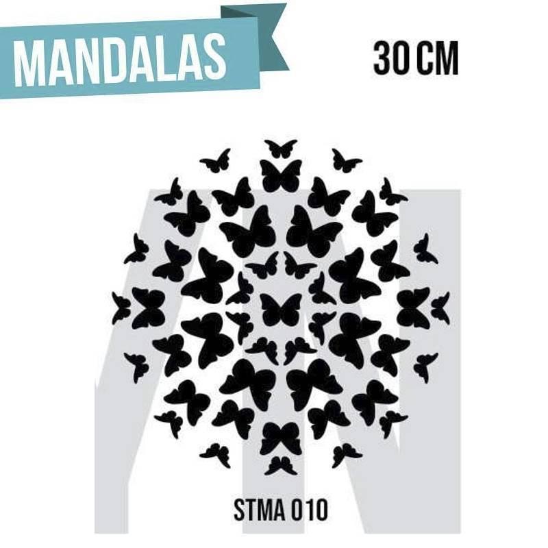 Stencils Mandalas 30cm - HyN