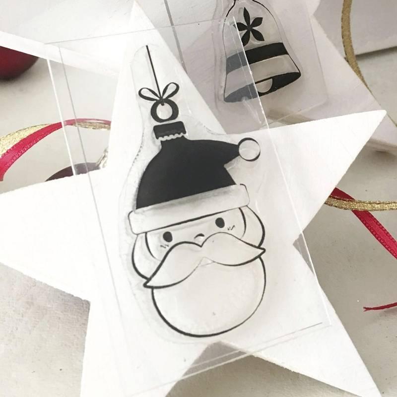 Sello Navidad Claus - Arrolete