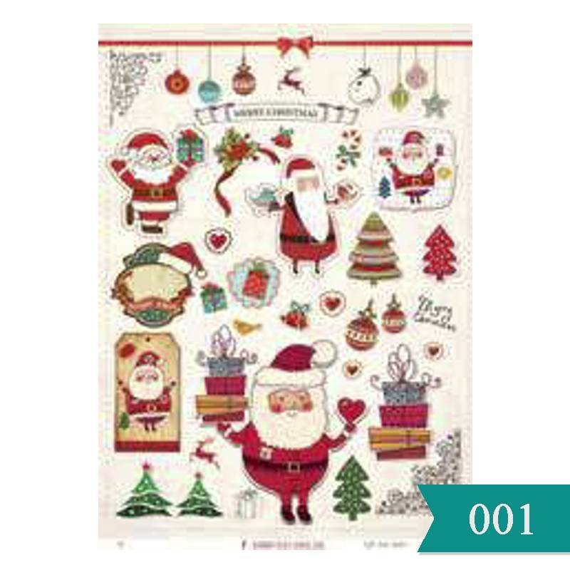 Laminas Navidad A4...