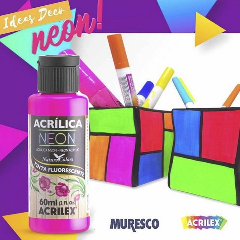 Acrilico Neon x 60ml - Acrilex