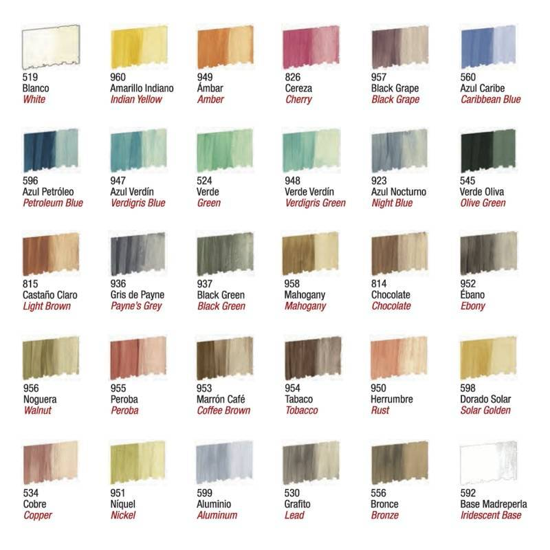 Betume Colors x 60ml - Acrilex