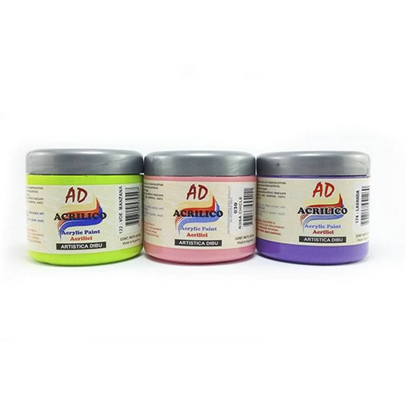 Acrilico Decorativo AD x 200ml