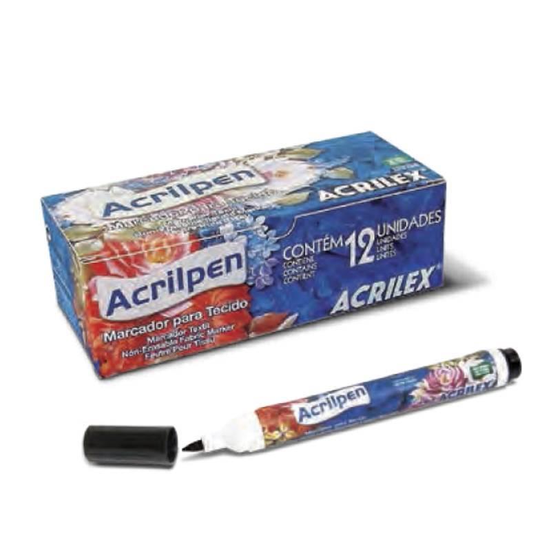 Acrilpen - Marcador Textil...
