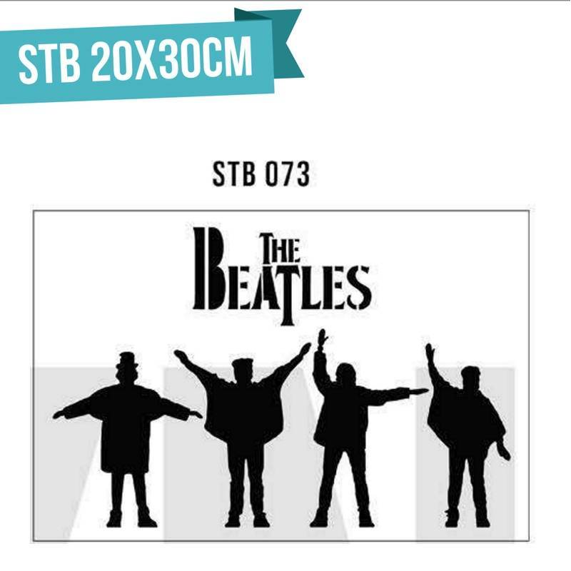 Stencils serie STB Modelos...