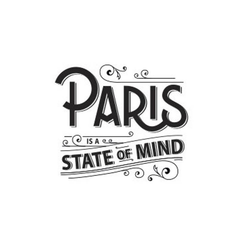 Sello Paris state of mind -...