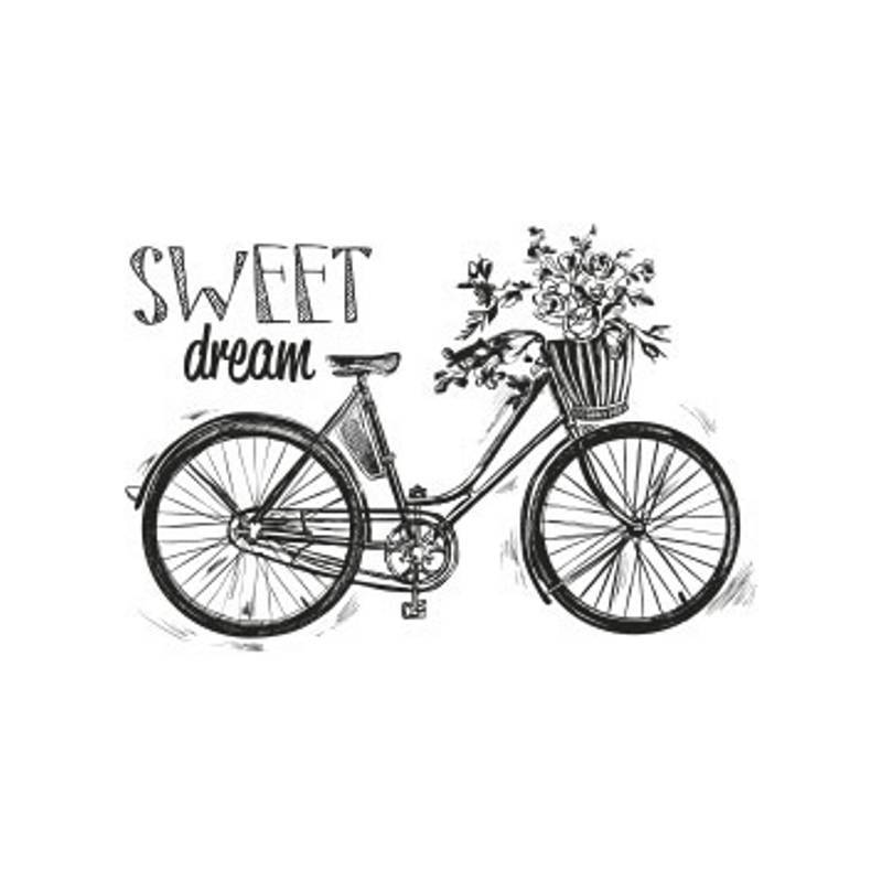 Sello Sweet Dream Bici -...