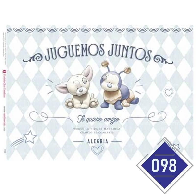 Serie Infantiles - Laminas...