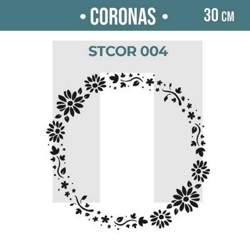 Stencils Corona 30cm - HyN