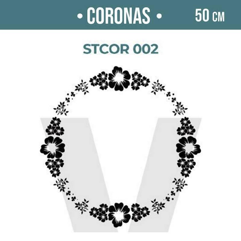 Stencils Corona 50cm - HyN