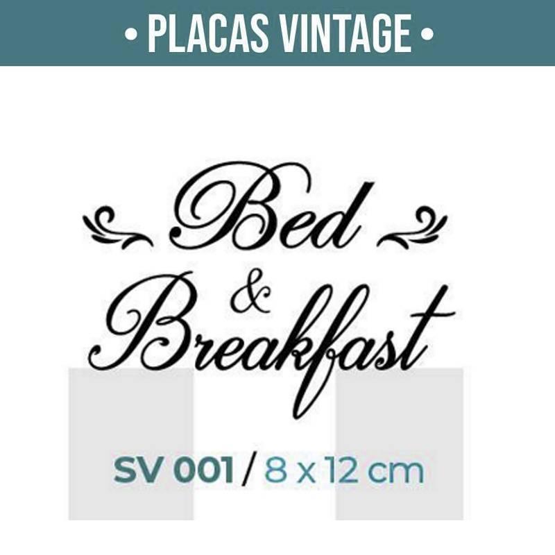 Placas Vintage - HyN