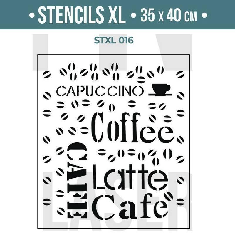 Stencils serie STXL Modelos...