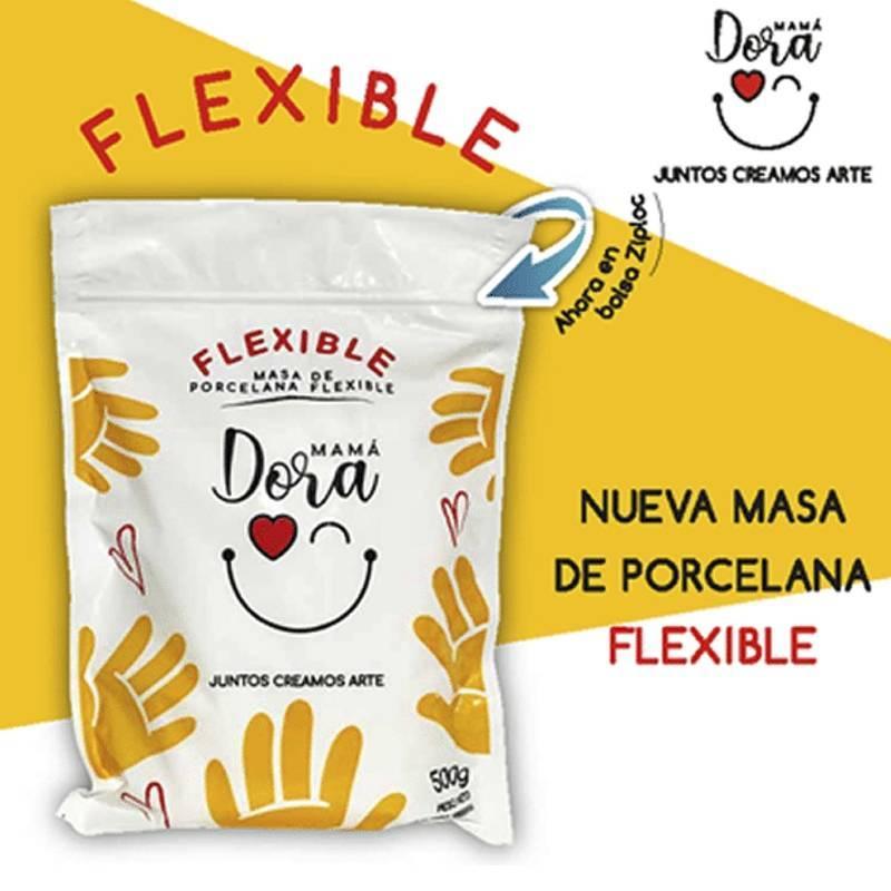 Porcelana Fria Flexible x...
