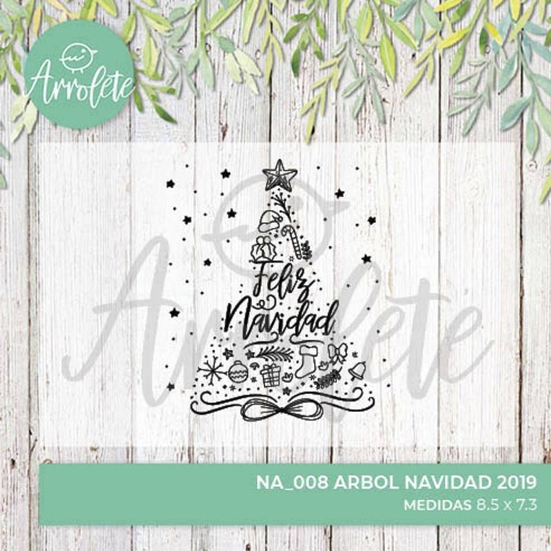 Sello Arbol 2019 (NA_008) -...