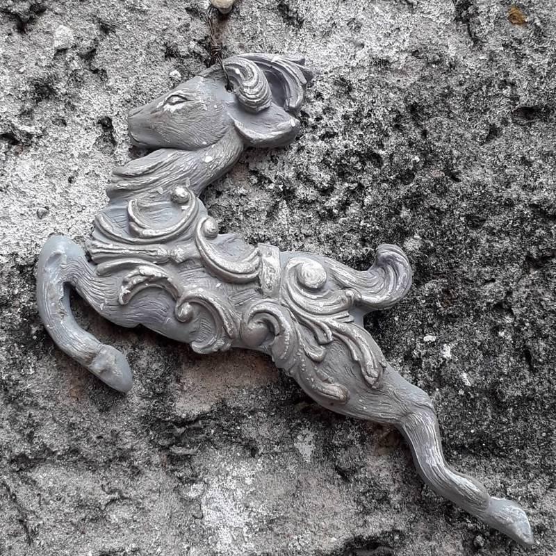 Molde Ciervo - Craquelina