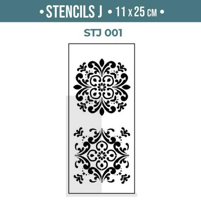 Stencils serie STJ - HyN