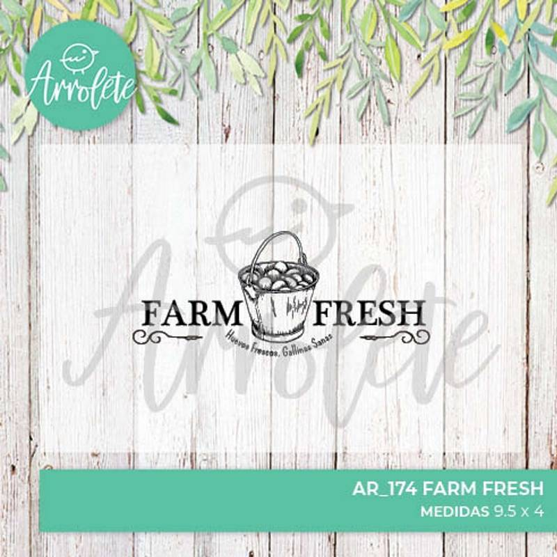 Sello Farm Fresh (AR_174) -...