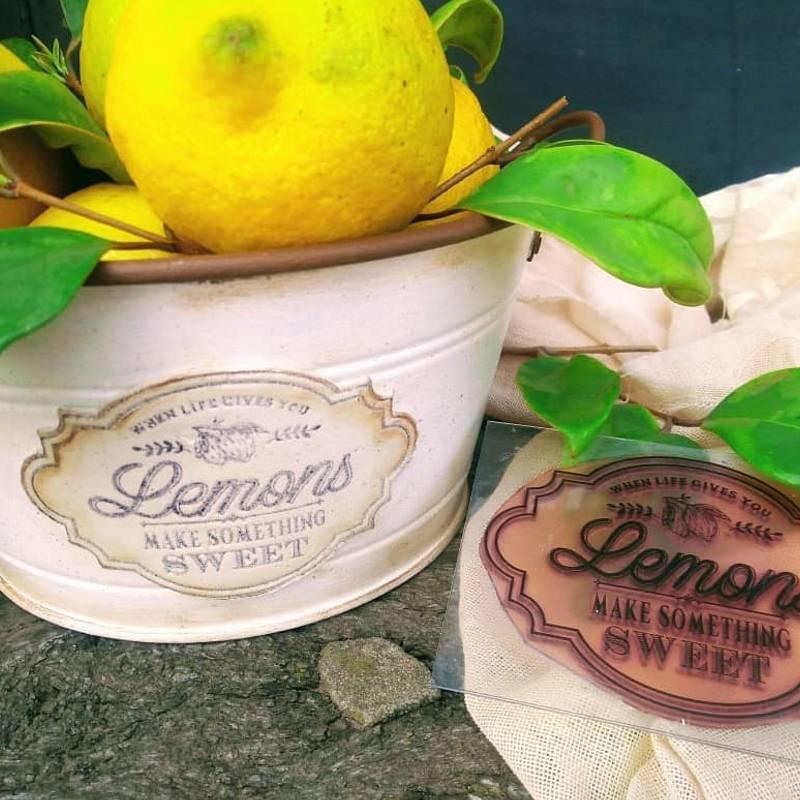 Sello Lemons (AR_197) -...