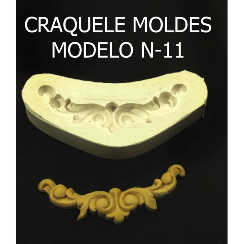 Molde Moldura Chica - Craquelina