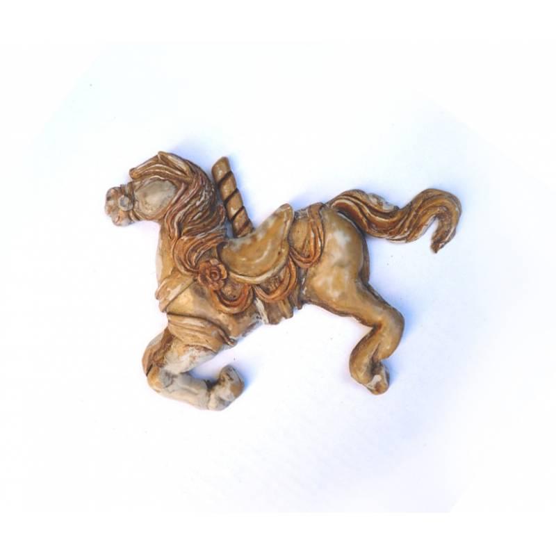 Molde Caballo de calesita - Craquelina