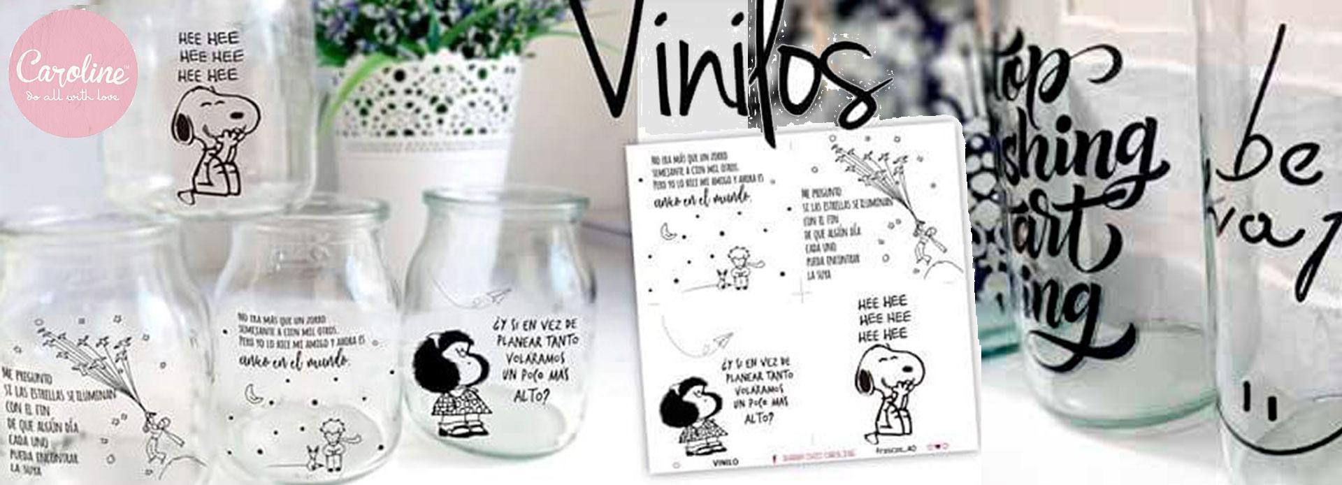 Vinilos Caroline Shabby Chic